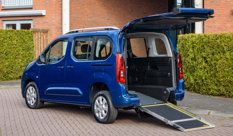 Opel Combo B-Smart pieno