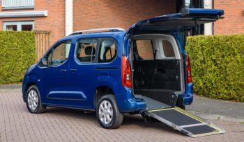 Peugeot Rifter B-Smart XL pieno
